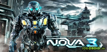 Near Orbit Vanguard Alliance 3 (N.O.V.A. 3 для Android)
